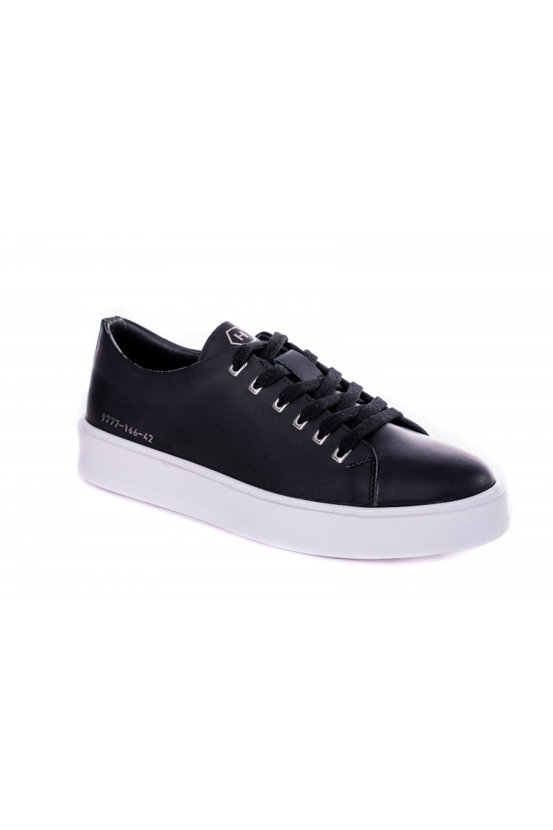 Leather Sneakers 1113