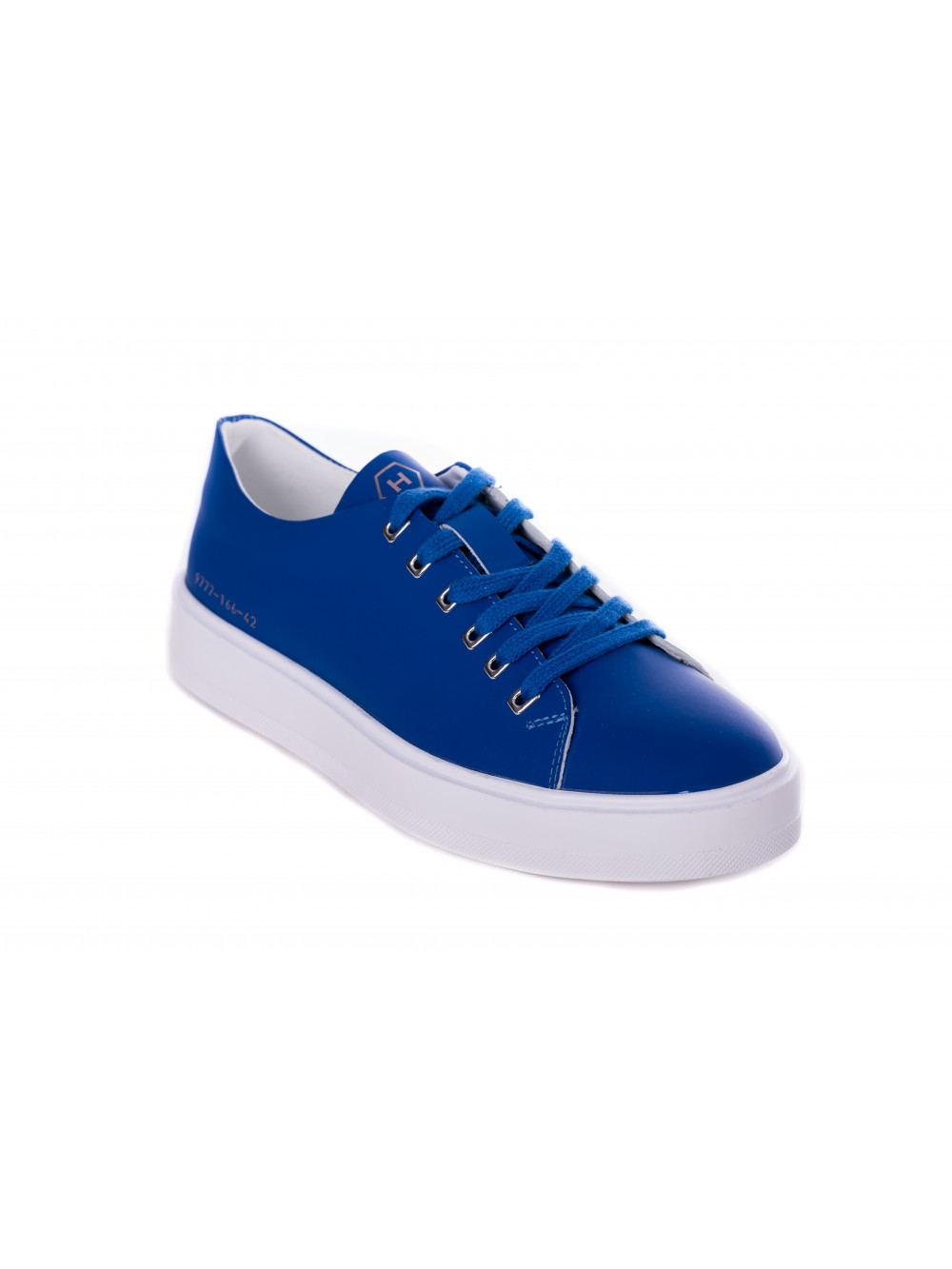 Leather Sneakers 1117